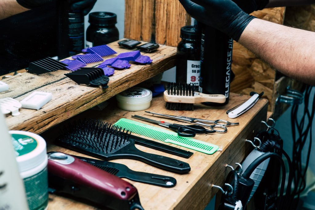 Barbershop Triad